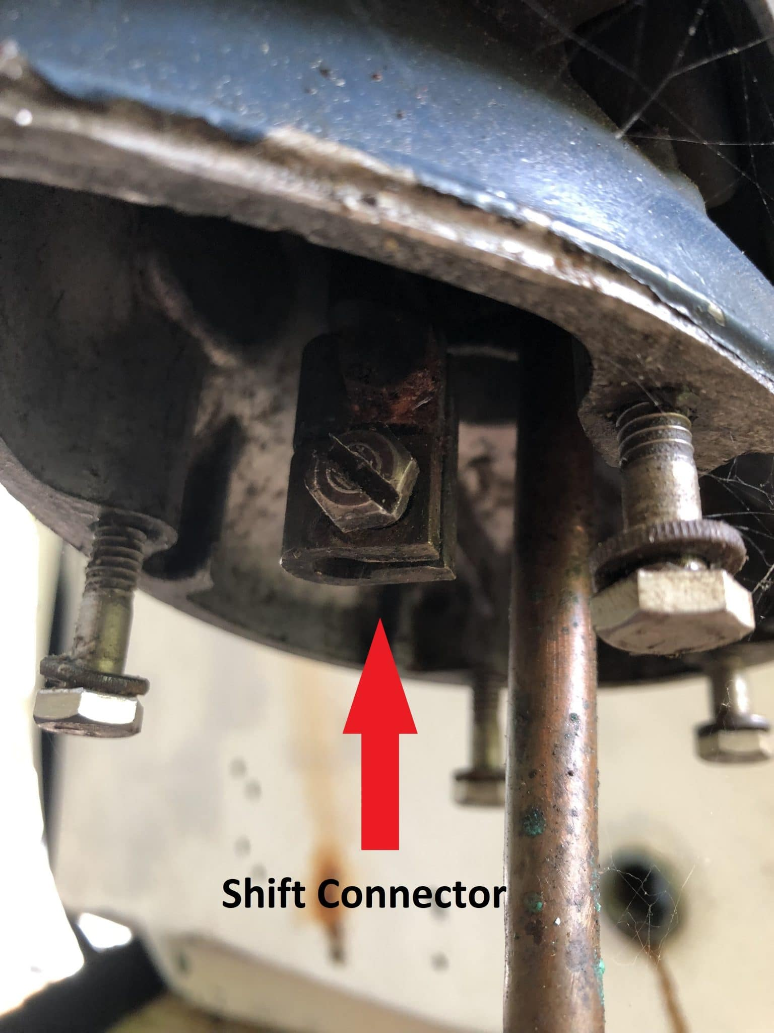 Johnson Outboard Shift Linkage Adjustment
