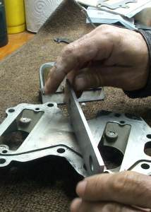 Checking the Manifold with Straight Edge