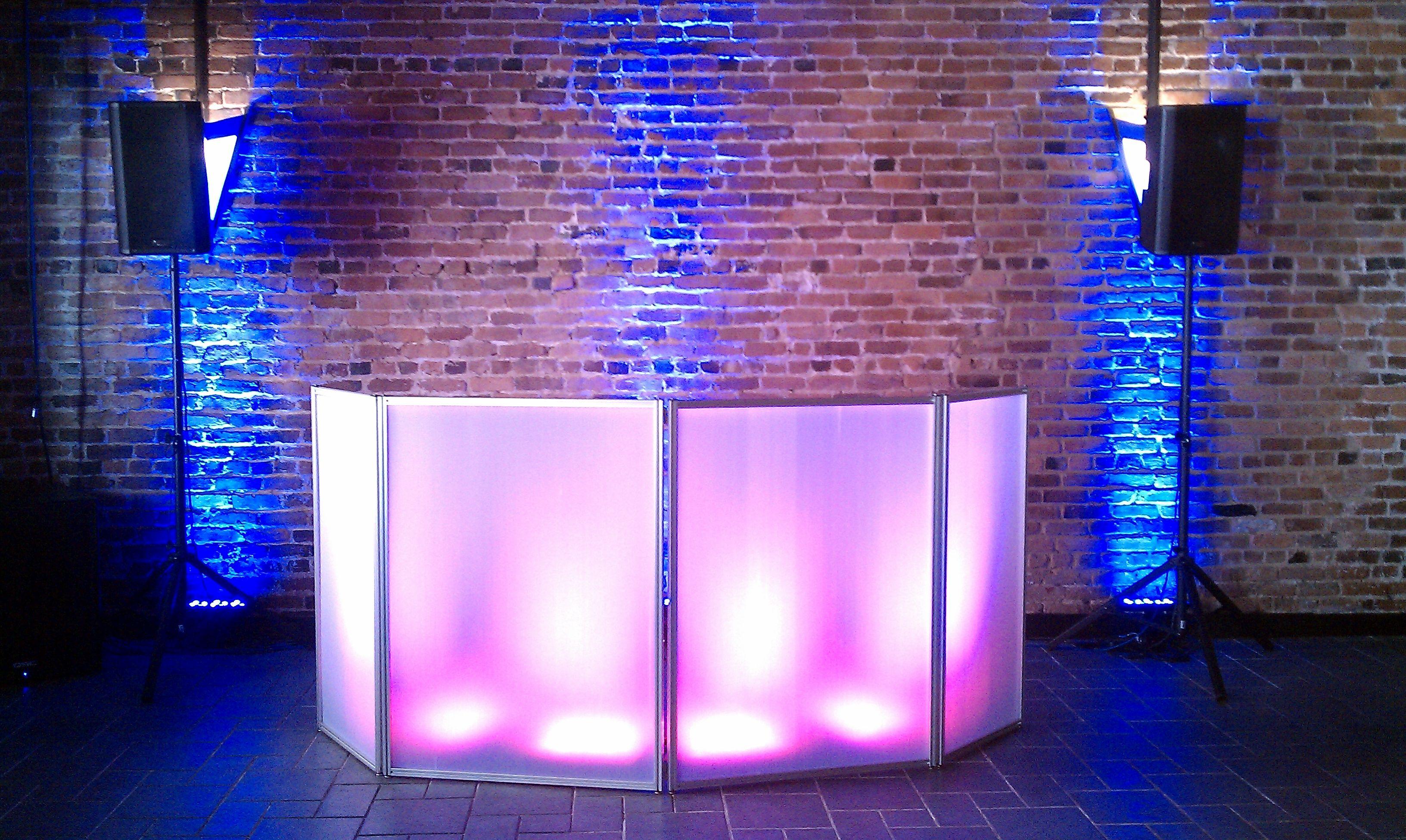 DJ Booth Extreme Event Design