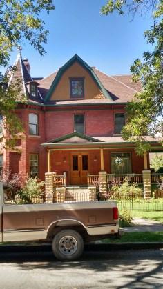 Roecher House, 319 South Third Avenue, 1883