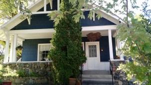 Edwin Lehrkind House, 701 North Wallace Aveunue, 1908