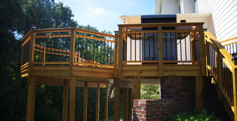 how to build a deck a diy guide