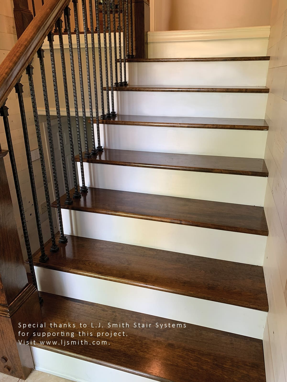 Remodeling A Staircase—Tread Riser And Stringer Replacement For   Building Wood Steps Over Concrete   Stoop   Existing Concrete Porch   Concrete Slab   Front Porch   Composite Decking