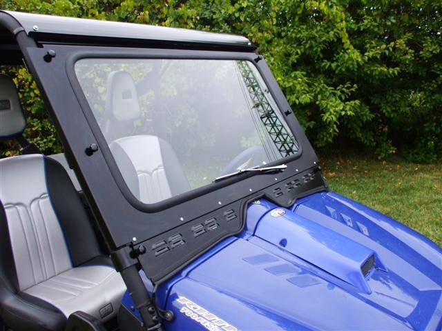 Rhino Laminated Safety Glass Windshield With Wiper