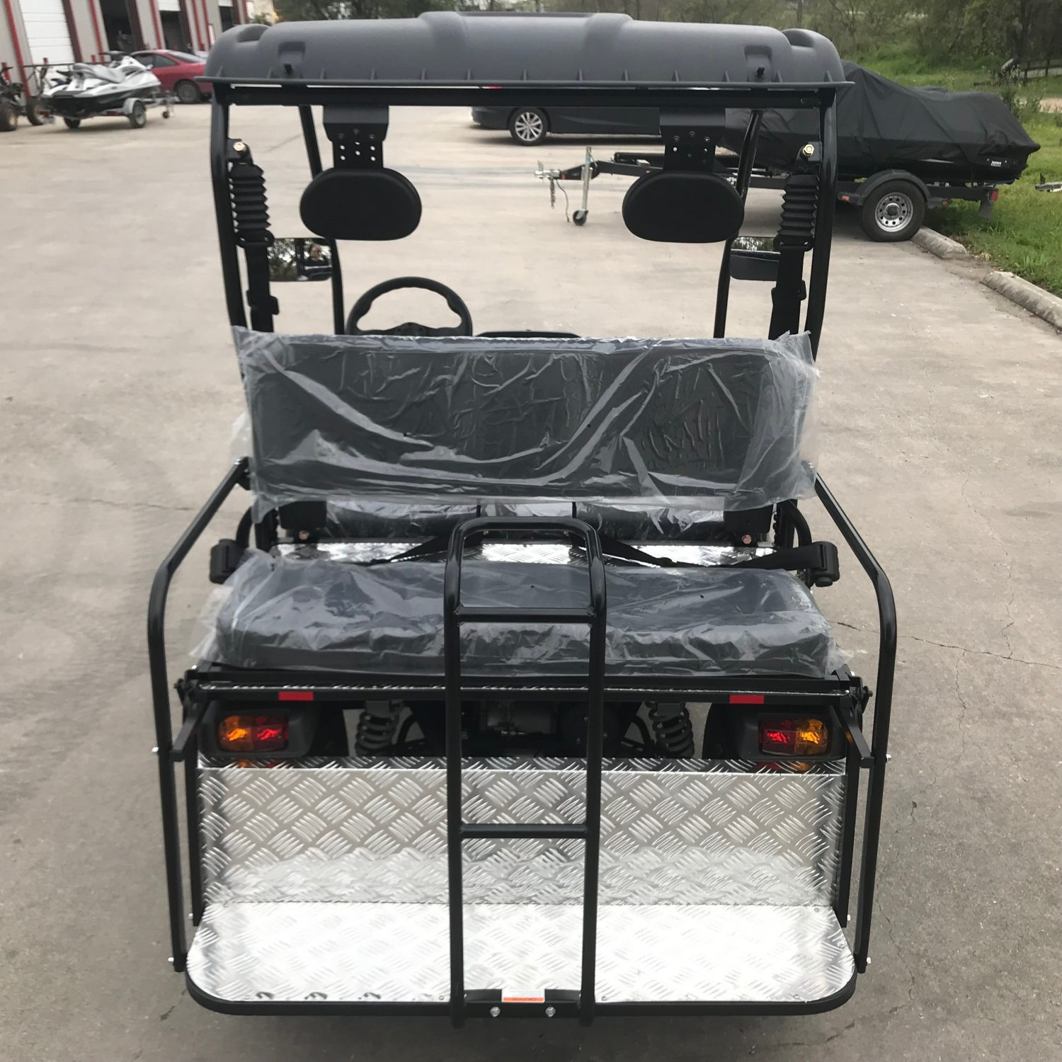 2019 Cazador X200 Golf Cart Carbureted – Extreme Power Sports San