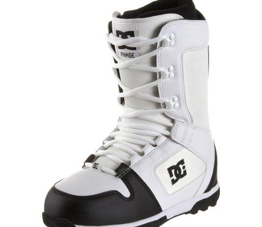 DC Mens Snowboard Boots