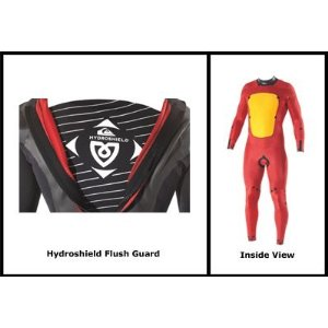 Quiksilver wetsuits