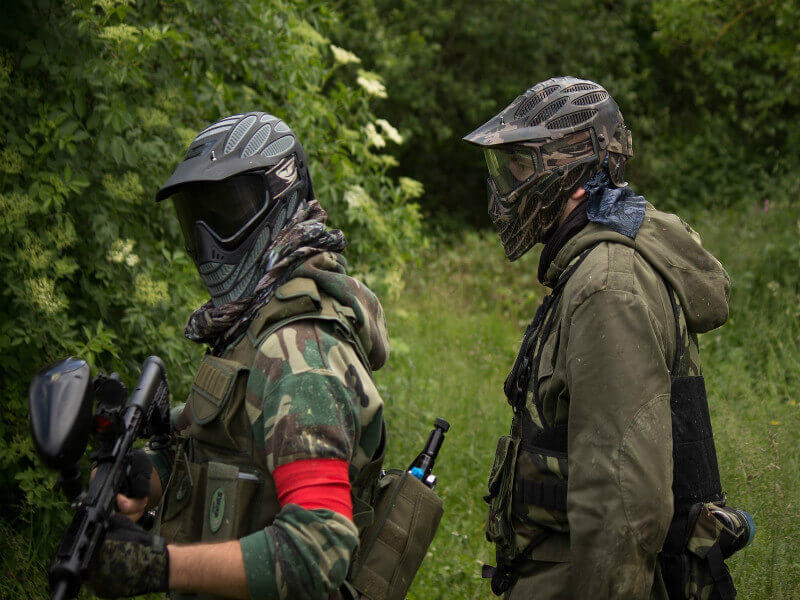 6 Team-Building Activities for Your Paintball Group - Extreme Sports X