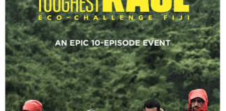World's Toughest Race Eco Challenge