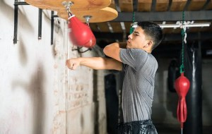 Beginners guide to using a speed bag