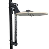 Titan Power Rack Mounted Adjustable Speed Bag Platform1