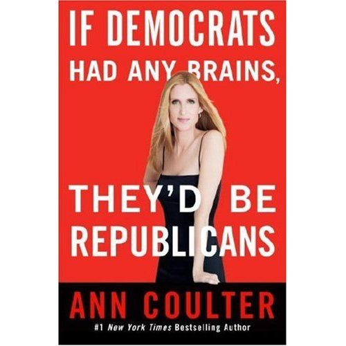 Anne Coulter Book Cover