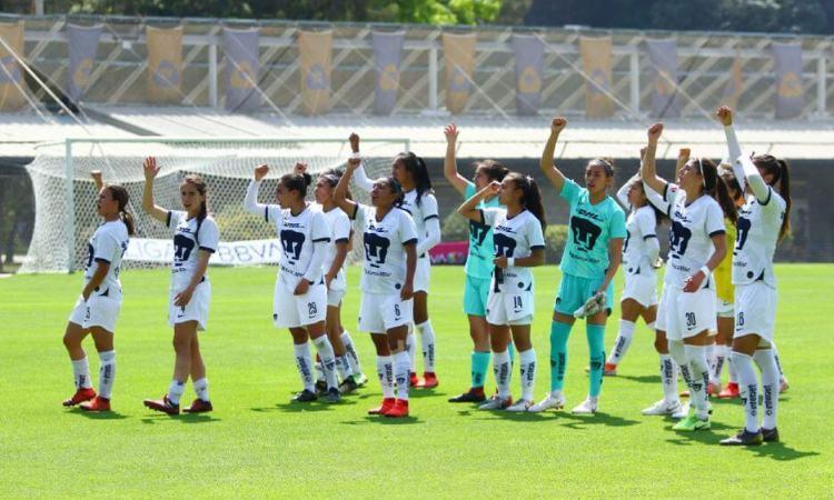 Pumas Femenil anuncia un caso positivo por covid-19
