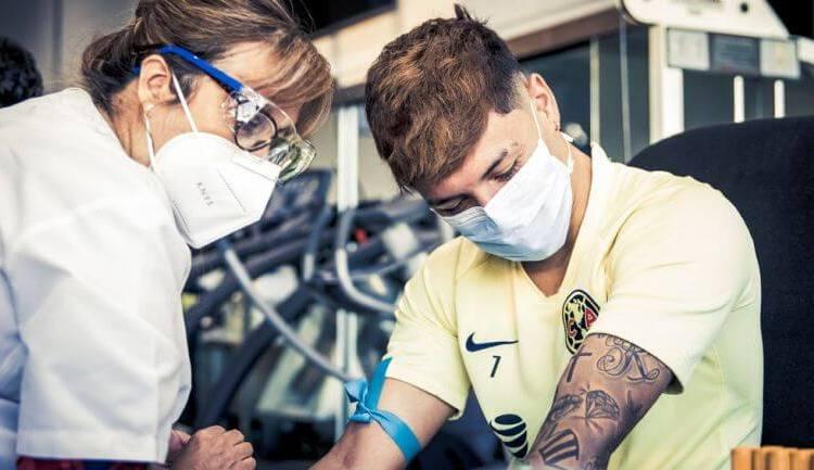 América: Jugadores realizaron exámenes médicos en Coapa