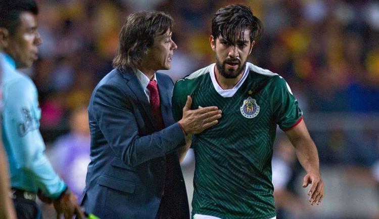 Pizarro sobre posible regreso a Chivas: 'Depende de Almeyda'
