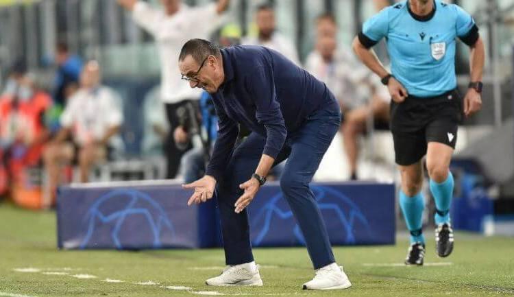 Juventus: ¿A que jugadores 'Les Gustó' la salida de Maurizio Sarri?