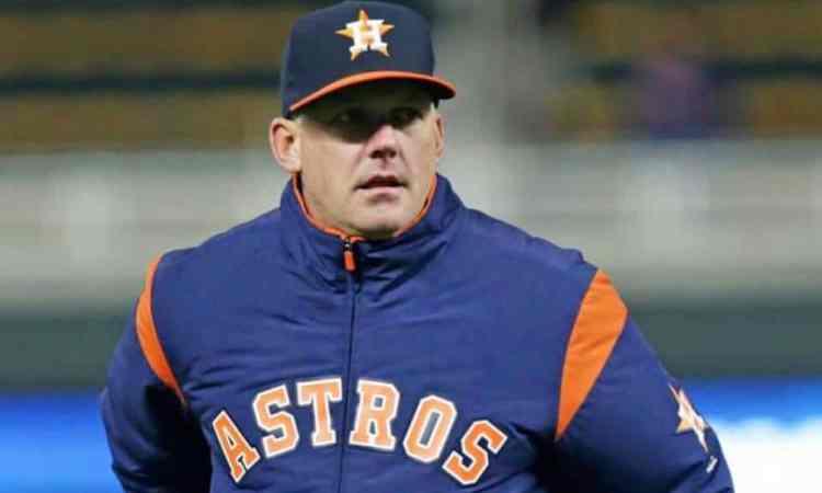Detroit ficha al manager del escándalo de los Astros y el robo de señales