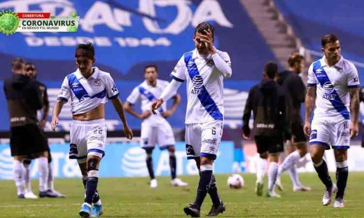 ¡No hay tregua! Puebla reporta un jugador positivo a covid-19 previo al juego ante Atlas