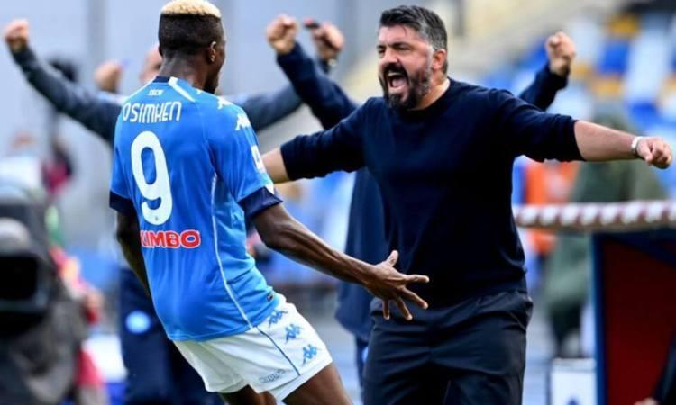 Gattuso seguirá siendo DT del Chucky; recibió apoyo de la directiva del Napoli