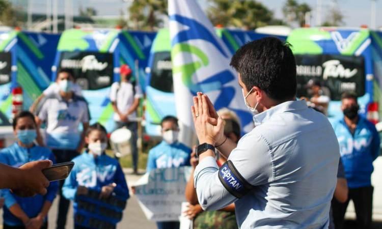 Agradece Carlos Fernández apoyo de la comunidad deportiva