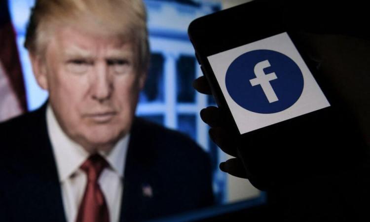 Donald Trump reta a Twitter y Facebook y lanza su propia plataforma de comunicación
