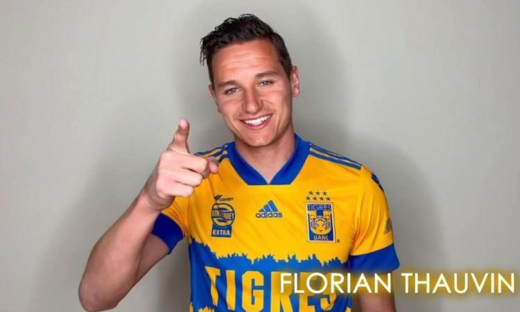 ¡Noticia mundial! FIFA destaca fichaje de Florian Thauvin con Tigres