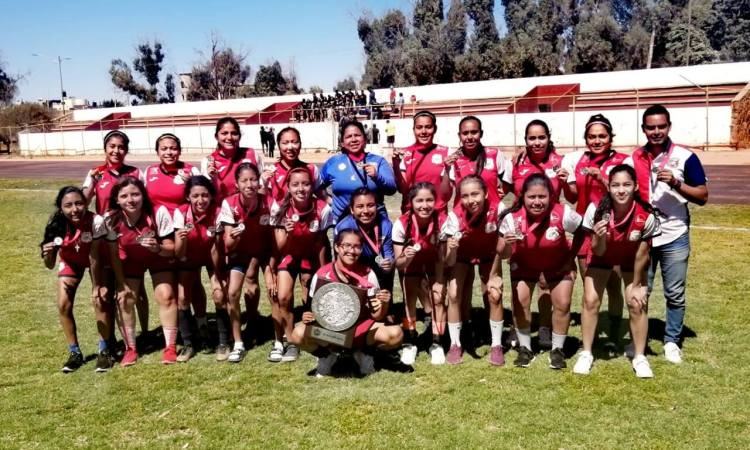 Lomas Victoria subcampeón de la MXA Independiente