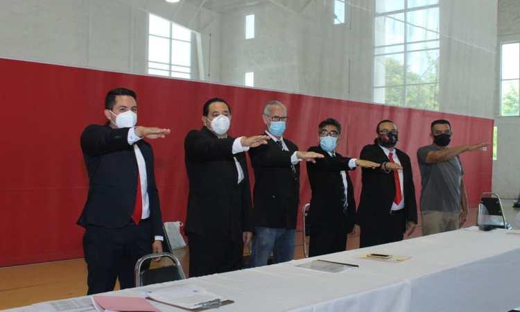 Romualdo Salazar, nuevo Presidente de la Asociación de Taekwondo en Tamaulipas