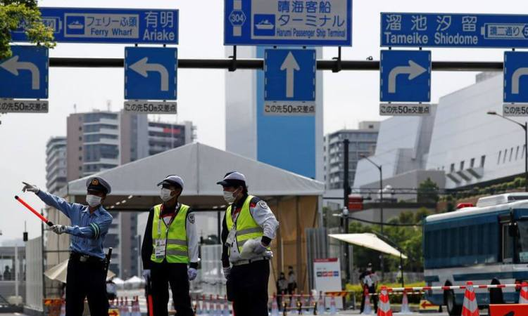 ¡Se regresan a casa! Se baja el primer país de Tokio 2020 por covid-19