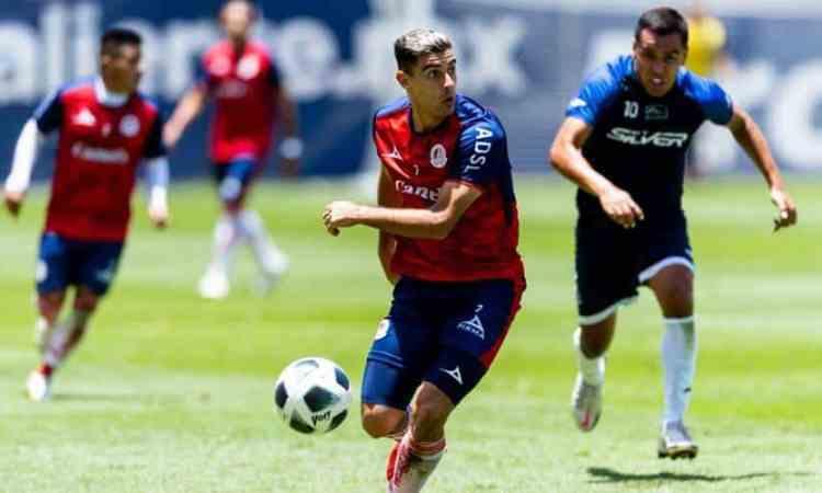 Atlético San Luis empata con Correcaminos en pretemporada