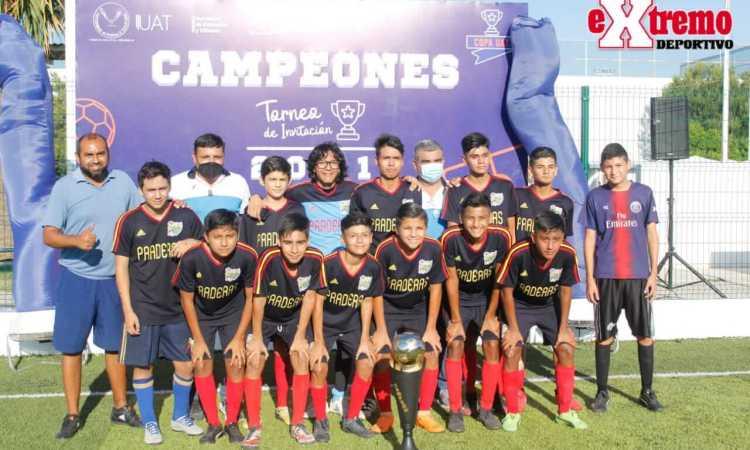 Praderas es Campeón de Copa UAT
