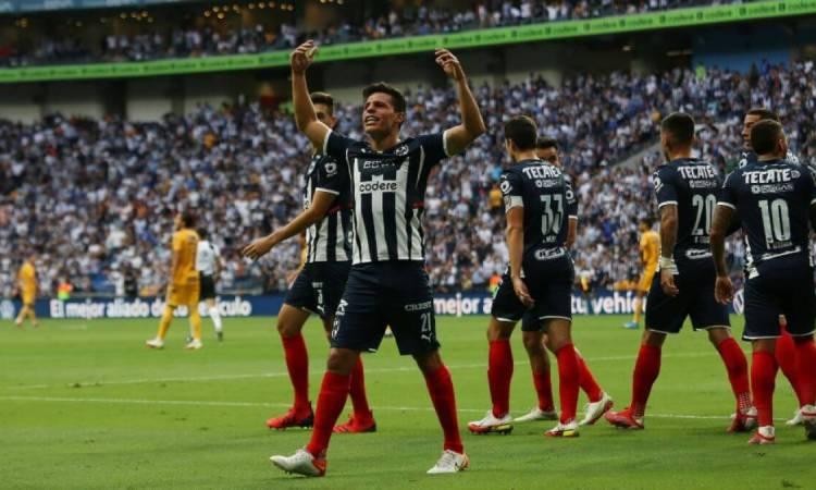 Monterrey se apoderó de la ciudad al vencer a Tigres
