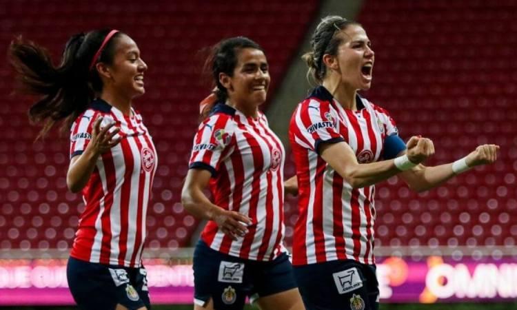 Liga MX Femenil: Chivas remontó el Clásico Nacional para llevarse la victoria ante América