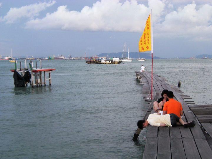 Embarcadero, Georgetown, Malasia