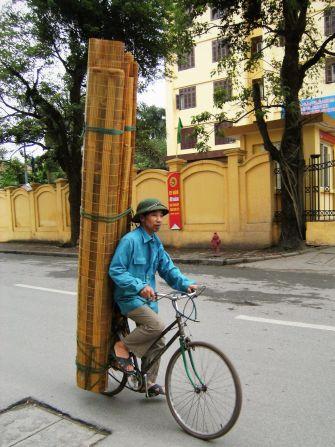 Bicicletas del mundo, Transporte en Vietnam