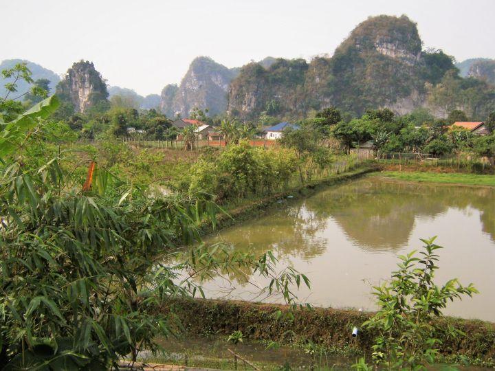 Localidad de Vieng Xay, Laos