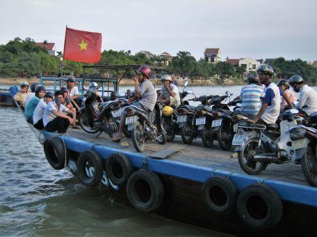 Transporte público en Vietnma