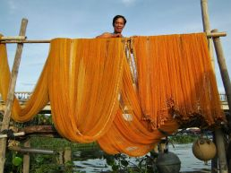 Artes de pesca Vietnam