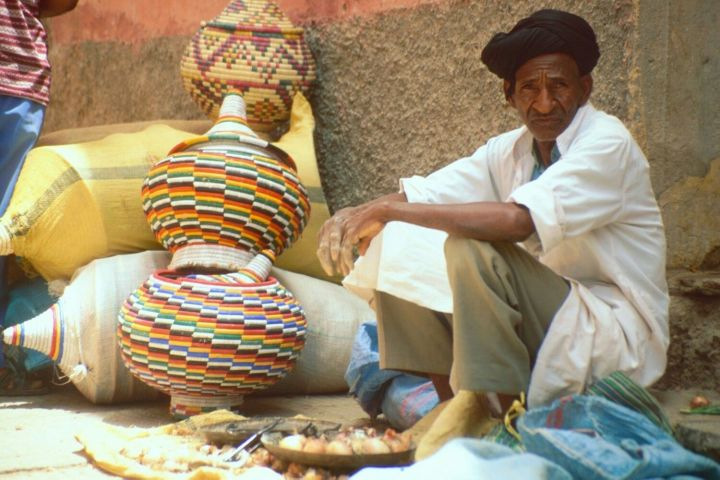 Pedaleando Marruecos