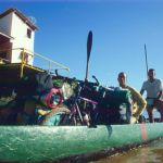 BRASIL, cruzando el río