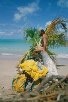 BRASIL, posando desnudo