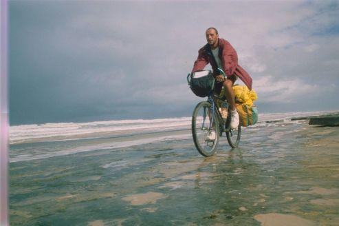 BRASIL, en bici por la playa