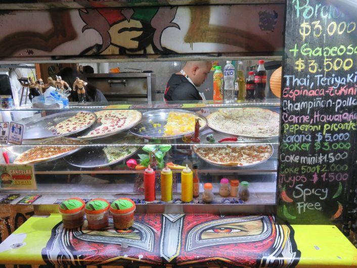 Pizzería temática en Bogotá