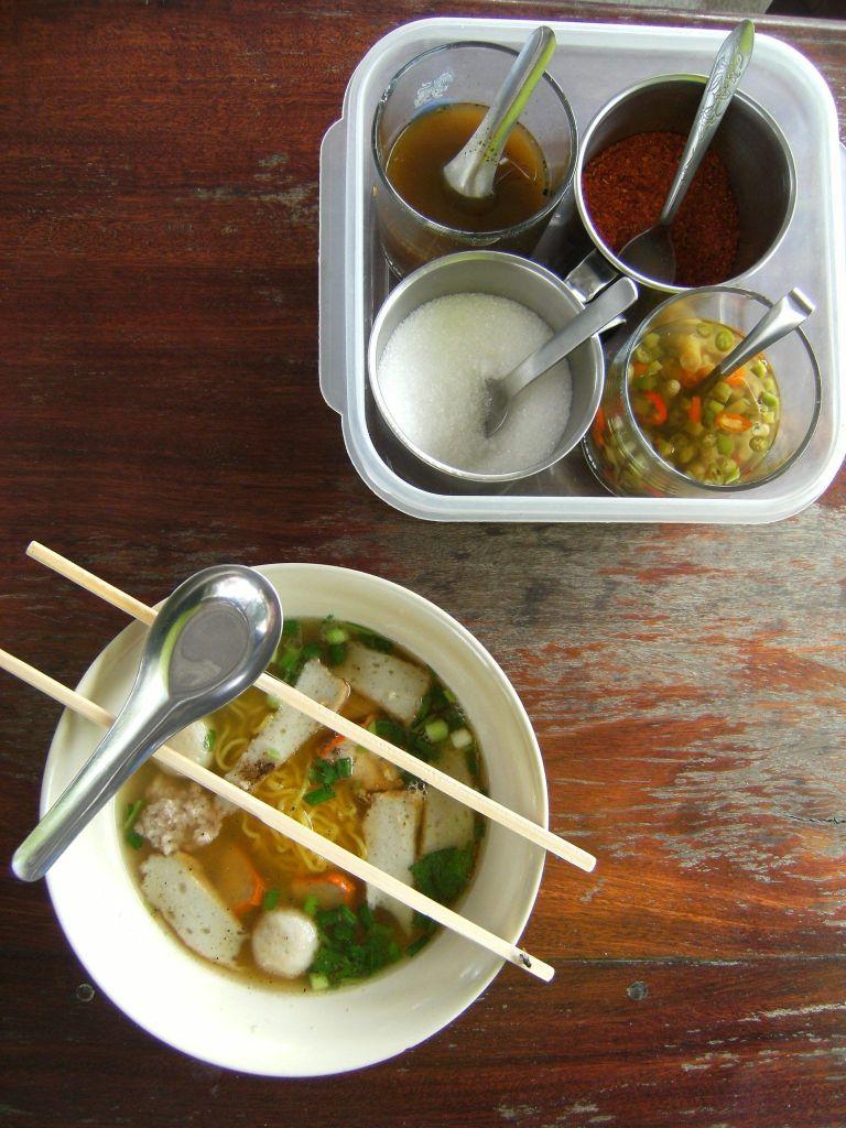 Gastronomía en el Sudeste Asiático