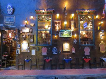 Arte en la calle Cartagena de Indias