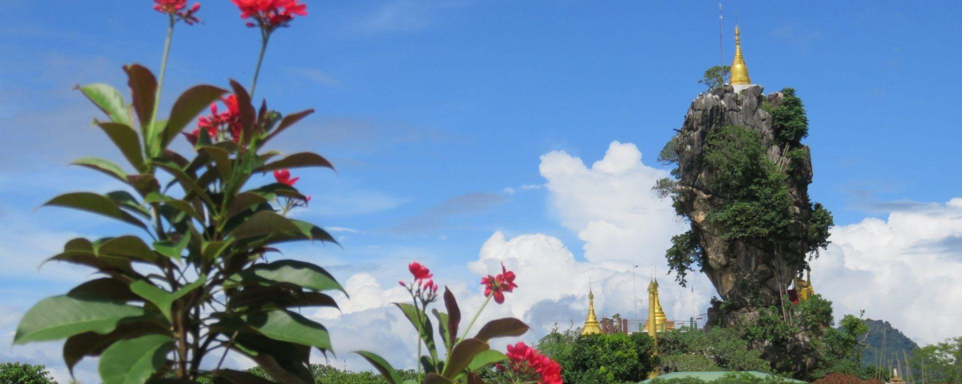 Kyaut Kalat, Hpa An, Myanmar