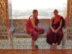 Mandalay, Pagoda de la colina, Hill Pagoda