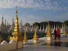 Mandalay, Sanda Muni Pagoda