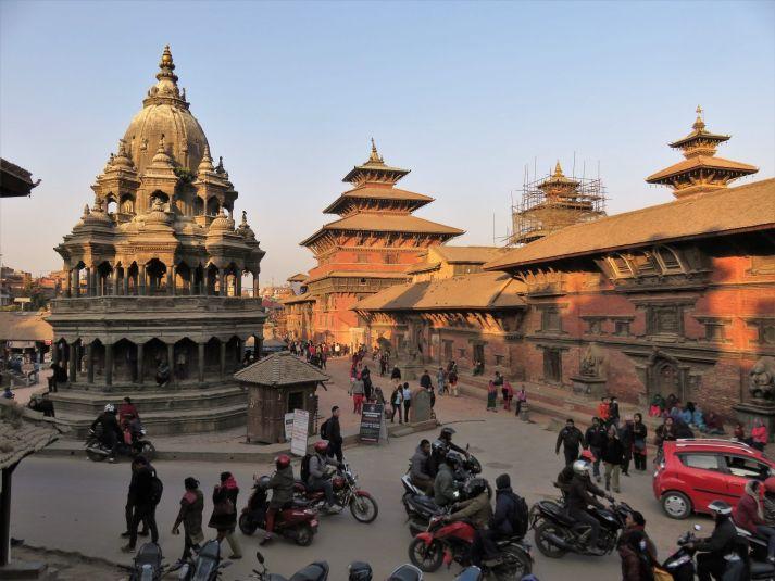 Plaza Durbar Square, Lalitpur/Patan, Nepal