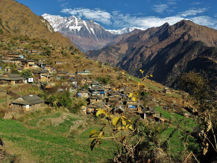 Mudi, Gurja Himal, Nepal